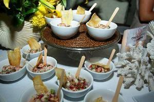 Gastronomie in los Roques