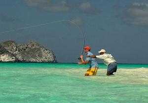 Fliegenfischen in Los Roques