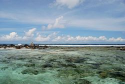 Karibikmeer bei Los Roques