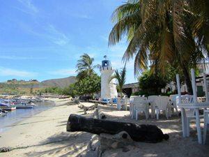 Strand der Isla Margarita