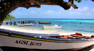 Traumstrand in Los Roques