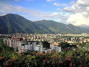 Übernachung in Caracas