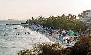 Wasssport auf der Isla Margarita