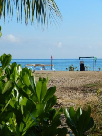Strand der Karibikinsel Margarita