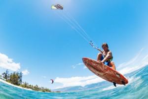 Kitesurfen in Los Roques