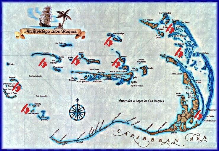 Die besten Kitesurfsposts in Los Roques
