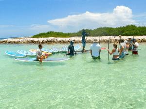 Sport im Korallenarchipel