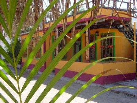 Unterkunft Los Roques