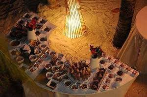 Essen in Los Roques