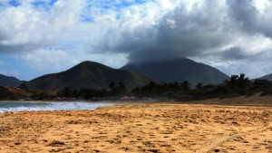isla margarita strand
